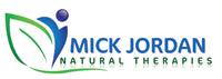Mick Jordan Natural Therapies Logo